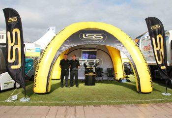 ISS Demonstrates Safety and Savings at PAWRS 2012 - Stand M25