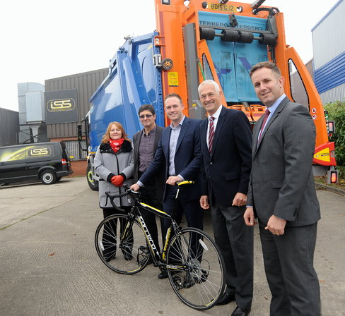 Local Graduate's Innovation Protects Cyclists In Coventry