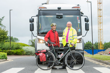 Safer Cycling In Edinburgh City