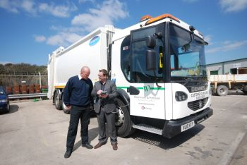 Weymouth and Portland choose ISS 'Robust' Vehicle Safety System