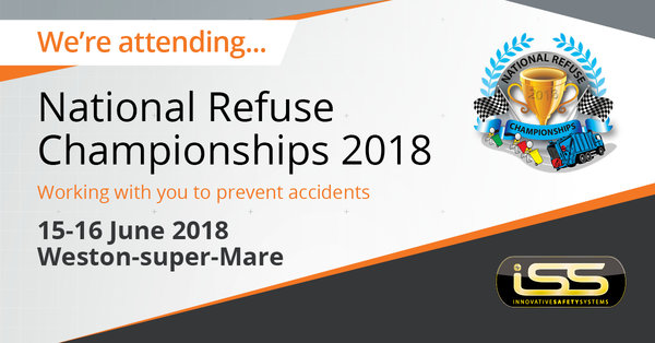 ISS Supports The National Refuse Championships 2018