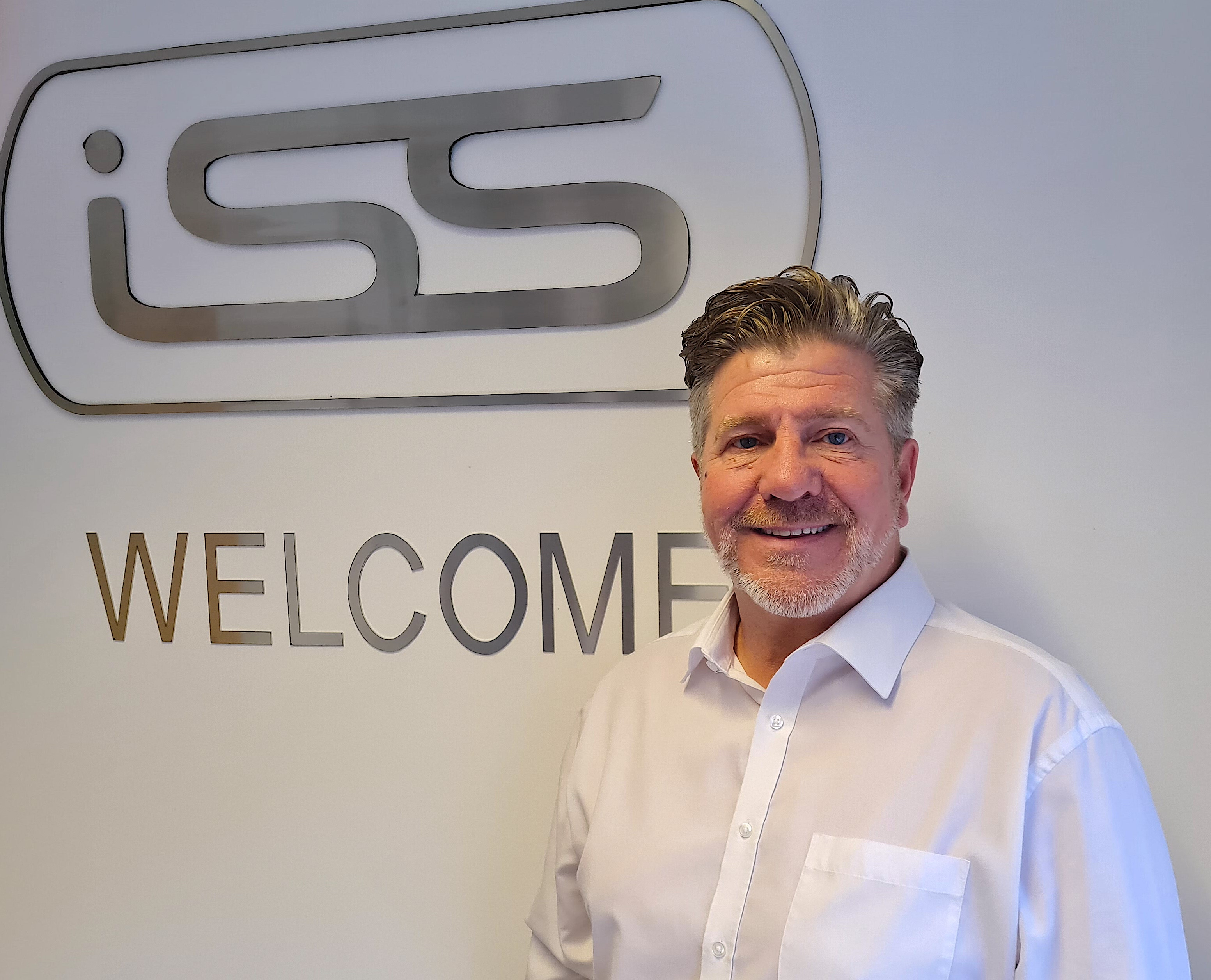 ISS announces senior appointment to lead new software division