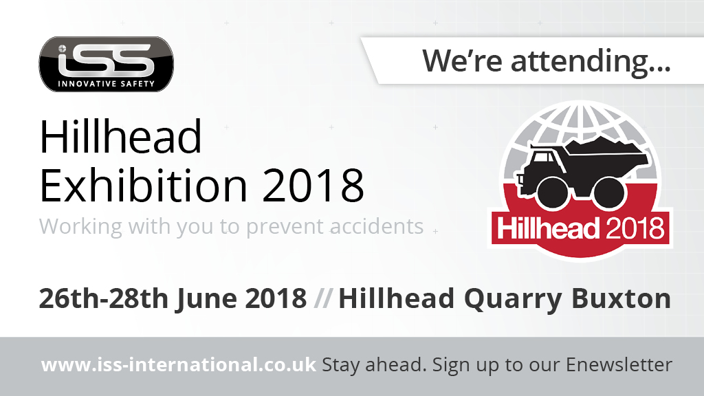 ISS Exhibits At Hillhead 2018